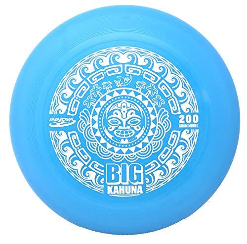 Innova Big Kahuna 200g Ultimate Catch Disc - Tiki - Blue (Stamp Color Varies)