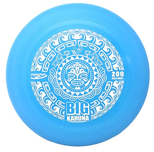 Innova Big Kahuna 200g Ultimate Catch Disc - Tiki - Blue (Stamp Color Varies)