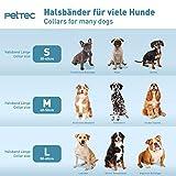 PetTec Hundehalsband aus Trioflex™ mit Polsterung - 3