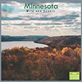 Minnesota Wild and Scenic Calendar 2022: Official US State Minnesota Calendar 2022, 16 Month Calendar 2022