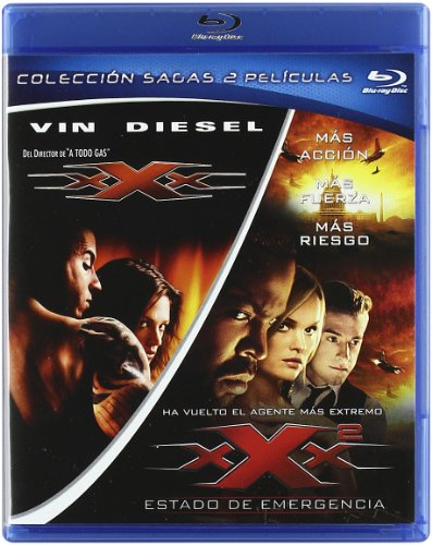 Xxx/ Xxx: Estado De Emergencia - Bd Duo [Blu-ray]