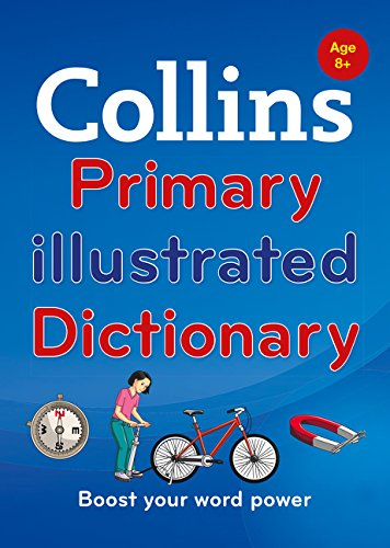 Collins Primary Illustrated Dictionary Second Edition