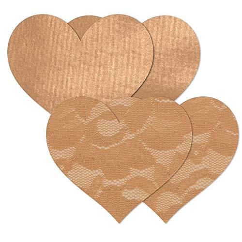 Nippies Women's Tan Caramel Heart W…