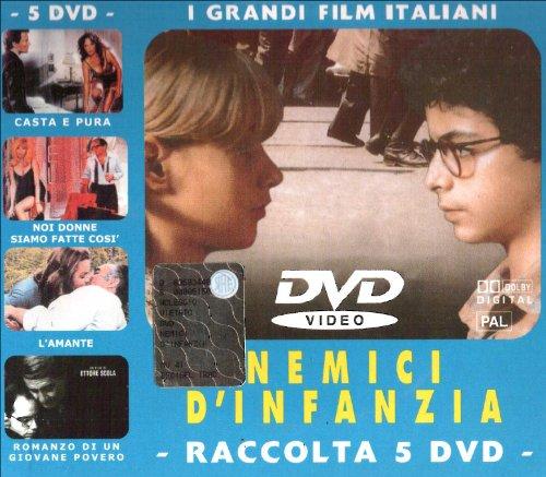 i grandi film italiani (5 dvd) box set