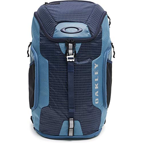 Oakley Unisex Link-Pack-Rucksack-Foggy Blau Backpacks, Einheitsgröße