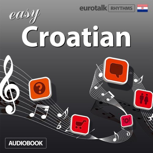 Rhythms Easy Croatian audiobook cover art