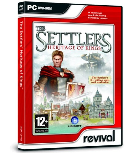 The Settlers: Heritage of Kings (PC DVD) [Edizione: Regno Unito]