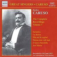 Great Singers: Enrico Caruso Compl Recordings 7