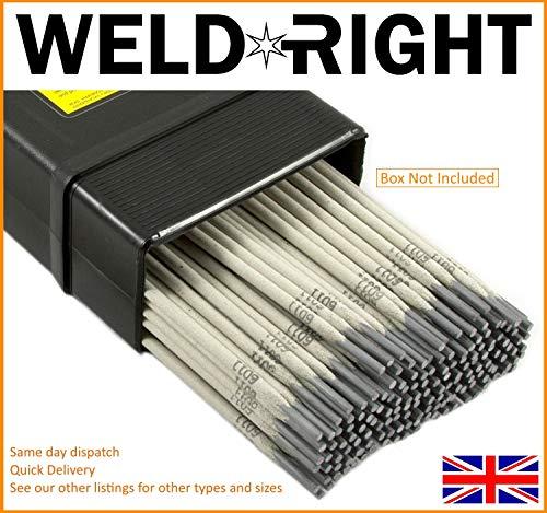 Weld Right ER308L De Acero Inoxidable Para Soldadura Por Arco Electrodos Varillas...