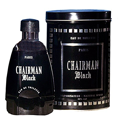 Yves de Sistelle CHAIRMAN black Eau de Toilette Spray 100 ml