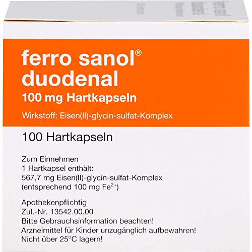 UCB Pharma -  ferro sanol duodenal
