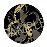 ロリィ(Lolii) 【妖怪ウォッチ】デザインミラー(シルエット)【ブラック/F】