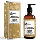 Acondicionador Aceite Argán Orgánico Eclat – Acondicionador Aceite Argán Natural con Vitamina E...