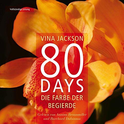 80 Days - Die Farbe der Begierde Titelbild