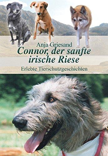 Connor, der sanfte irische Riese - Erlebte Tierschutzgeschichten