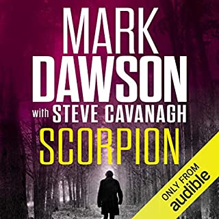 Scorpion audiobook cover art