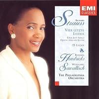 Strauss: Four Last Songs & 15 Lieder (1996-05-21)