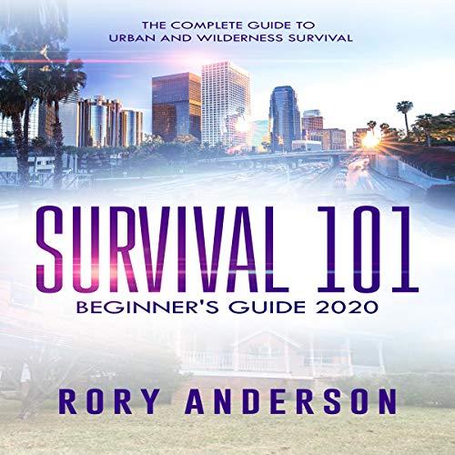 Survival 101 Beginner's Guide 2020  By  cover art