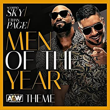 Men of the Year (Scorpio Sky & Ethan Page Theme) [feat. Jon Connor]