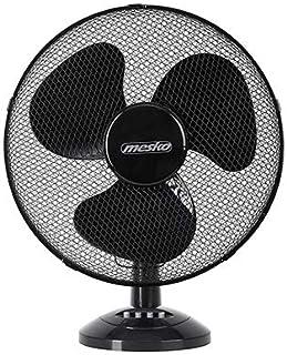 mesko MS 7308 ventilador, 30 W, 0 Decibelios, Plástico