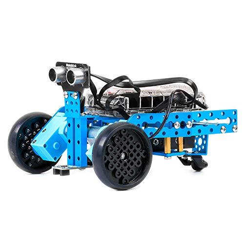 MKULOUS STEM Intelligenter Roboter, Bluetooth-Car-Kit Wissenschaftliches STEM-Spielzeug Intelligentes Roboterauto Für Kinder