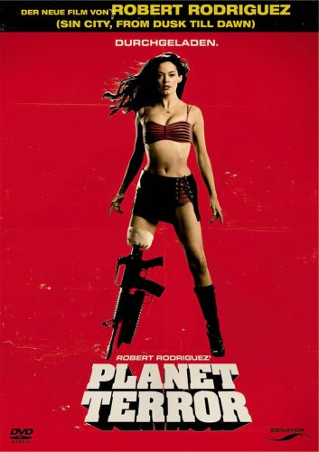 Planet Terror 2 Disc Limited Collectors-Edition im Blechkanister