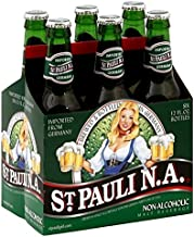 St Pauli German Non-alcoholic Beer 6 Bottlles