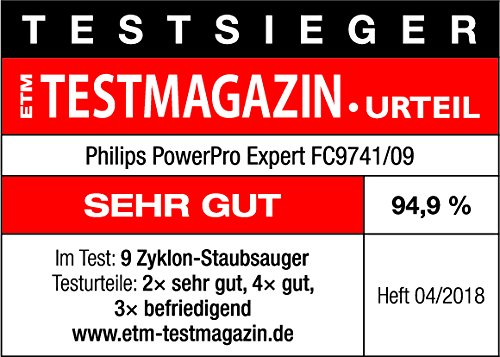 Bild 5: Philips FC9741/09 PowerPro Expert