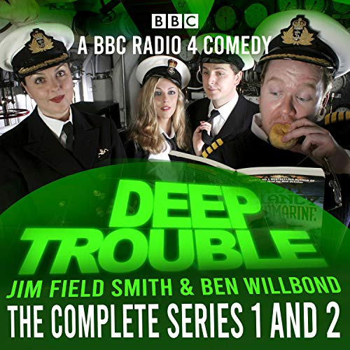 Deep Trouble: The Complete Series 1 and 2 cover art