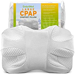 What Is The Best CPAP Pillows For Side Sleepers - endurimed cpap pillow