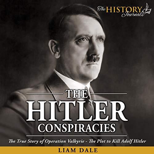 The Hitler Conspiracies cover art