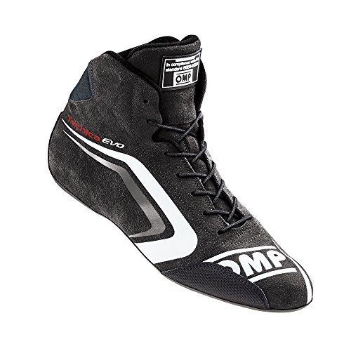 OMP OMPIC/803E07143 Evo Schuhe Tecnica My2016 Schwarz Größe 43