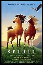 Spirit: Stallion of the Cimarron POSTER Movie (27 x 40 Inches - 69cm x 102cm) (2002)