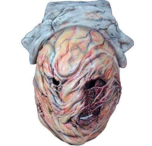 TrickOrTreatStudios Silent Hill Deformed Nurse Mask Costume Accessory - http://coolthings.us