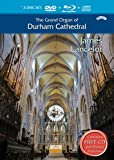 The Grand Organ of Durham Cathedral - James Lancelot (All regions BD/DVD/CD - 3 disc set) [Reino Unido]