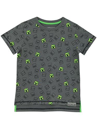 Minecraft Jungen T-Shirt 140
