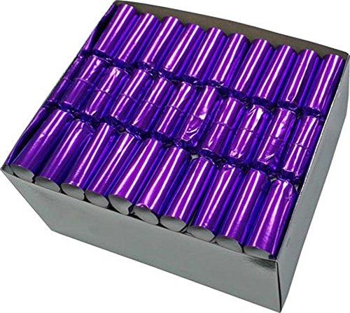 50x KNALLBONBONS in verschiedenen Farben erhältlich (Violett)