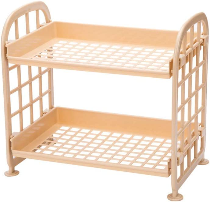 CHDHALTD Plastic Bathroom Storage Shelf Stora Layer 2 Free shipping New price Coner Wall