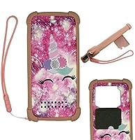 HUAYIJIE ケース Case for Bq Mobile Bq-5740g Spring ケース Case Cover DJS