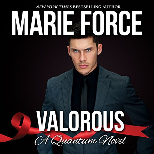 Valorous audiobook cover art