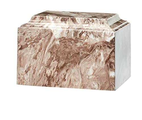 Trinityurns Classic Cultured Marble Cremation Urn