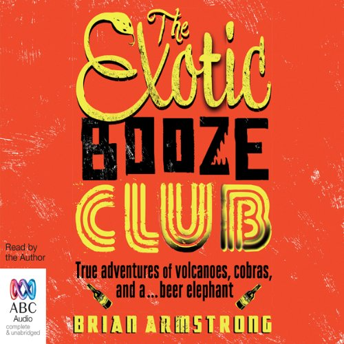 The Exotic Booze Club cover art
