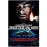 MXIBUN Shutter Island Movie Poster Leinwand Malerei Herren