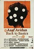 Asaf Avidan - Fall Tour, Tour 2014 » Konzertplakat/Premium