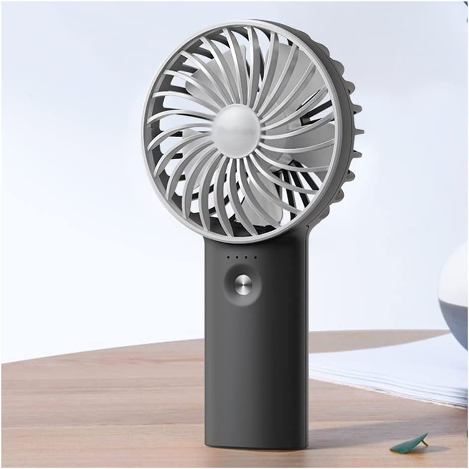 zdz Challenge the lowest price of Japan Popular products Portable Handheld Mini Fan Speed Batte Adjustment Third Cute