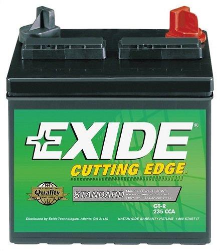 EXIDE BAT. GT-R 12V L&G Tractor Battery