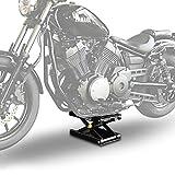 Caballete Elevador Tijera Moto ConStands Gato Lift M Negro