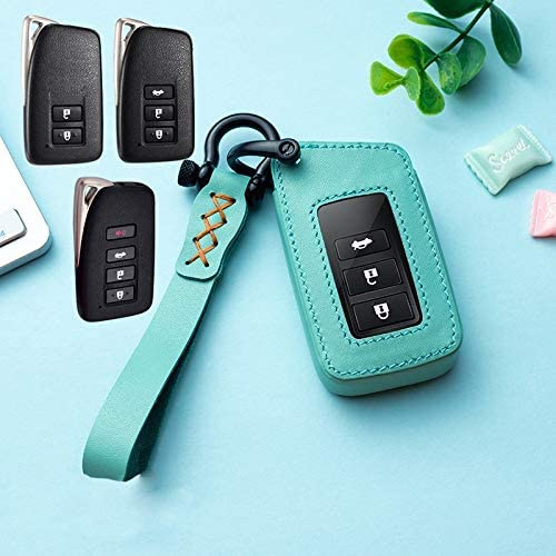 DLDBB Leather Car Key Case Cover NX for Auto Lexus Max 80% OFF G Max 79% OFF Accessories