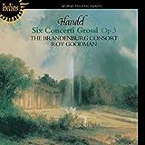Händel: Sechs Concerti grossi Op.3 - Roy Goodman
