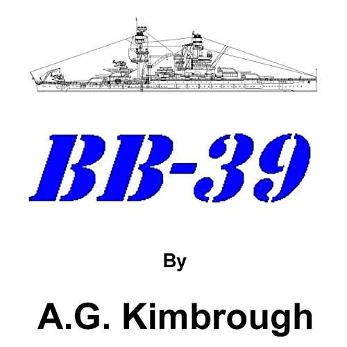 BB-39 audiobook cover art